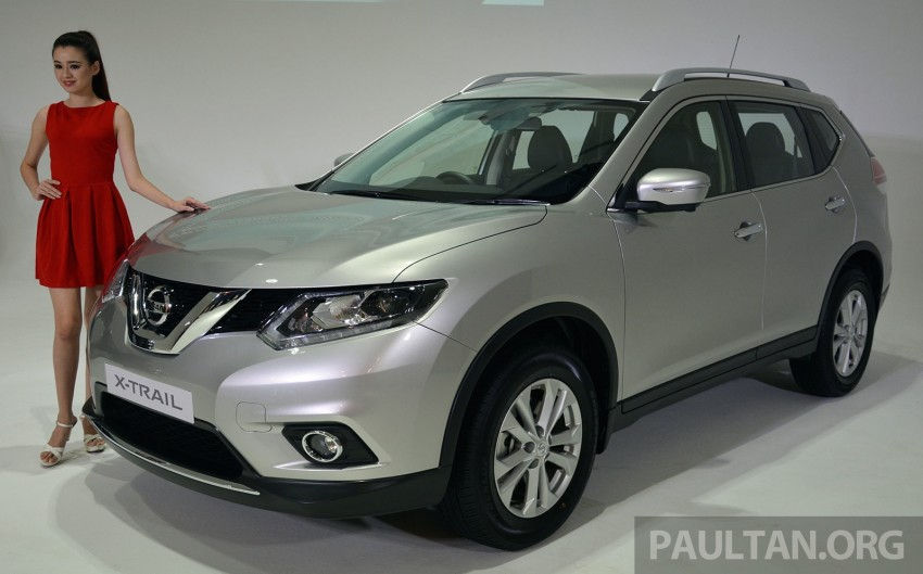 New Nissan X-Trail open for booking in Malaysia – 2.0 2WD and 2.5 4WD, CKD starts from below RM150k Image #295392