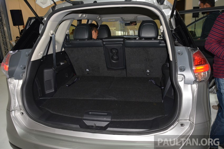 New Nissan X-Trail open for booking in Malaysia – 2.0 2WD and 2.5 4WD, CKD starts from below RM150k Image #295403