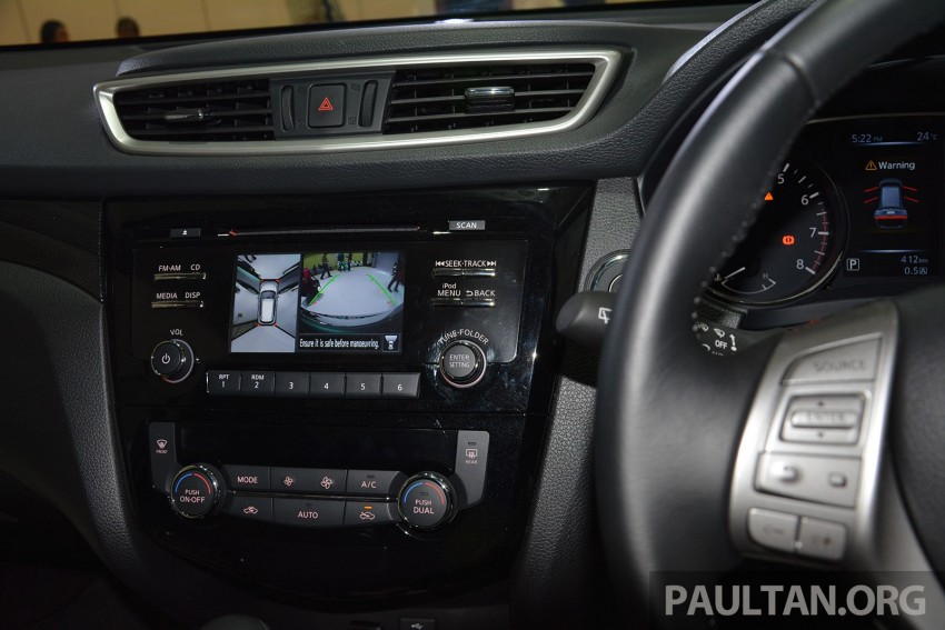 New Nissan X-Trail open for booking in Malaysia – 2.0 2WD and 2.5 4WD, CKD starts from below RM150k Image #295413