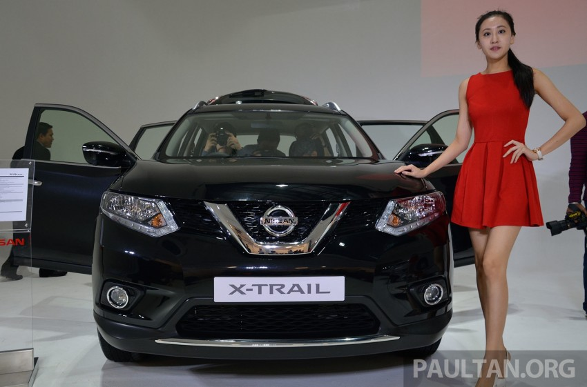 New Nissan X-Trail open for booking in Malaysia – 2.0 2WD and 2.5 4WD, CKD starts from below RM150k Image #295394
