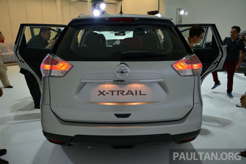 New Nissan X-Trail open for booking in Malaysia – 2.0 2WD and 2.5 4WD, CKD starts from below RM150k Image #295427