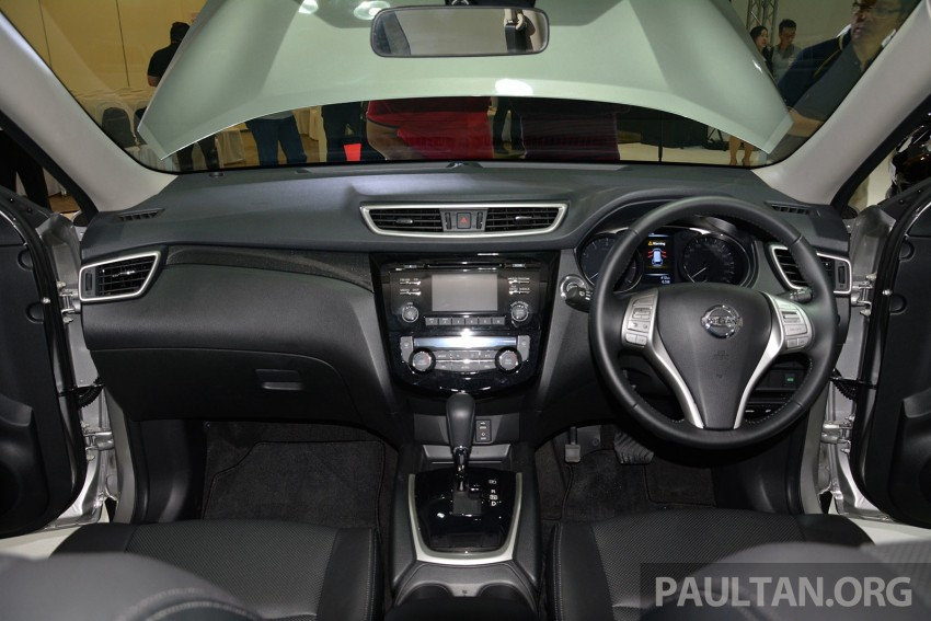 New Nissan X-Trail open for booking in Malaysia – 2.0 2WD and 2.5 4WD, CKD starts from below RM150k Image #295431