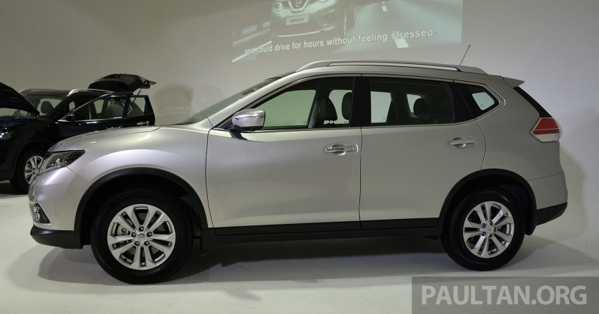 New Nissan X-Trail open for booking in Malaysia – 2.0 2WD and 2.5 4WD, CKD starts from below RM150k Image #295433