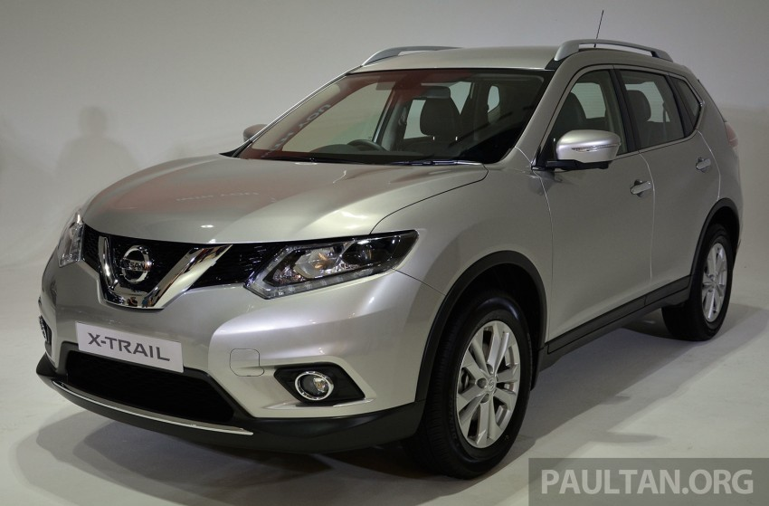 New Nissan X-Trail open for booking in Malaysia – 2.0 2WD and 2.5 4WD, CKD starts from below RM150k Image #295434