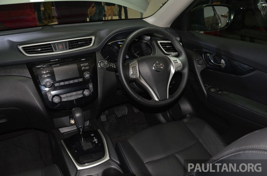 New Nissan X-Trail open for booking in Malaysia – 2.0 2WD and 2.5 4WD, CKD starts from below RM150k Image #295437