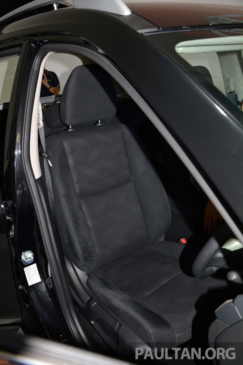 New Nissan X-Trail open for booking in Malaysia – 2.0 2WD and 2.5 4WD, CKD starts from below RM150k Image #295439