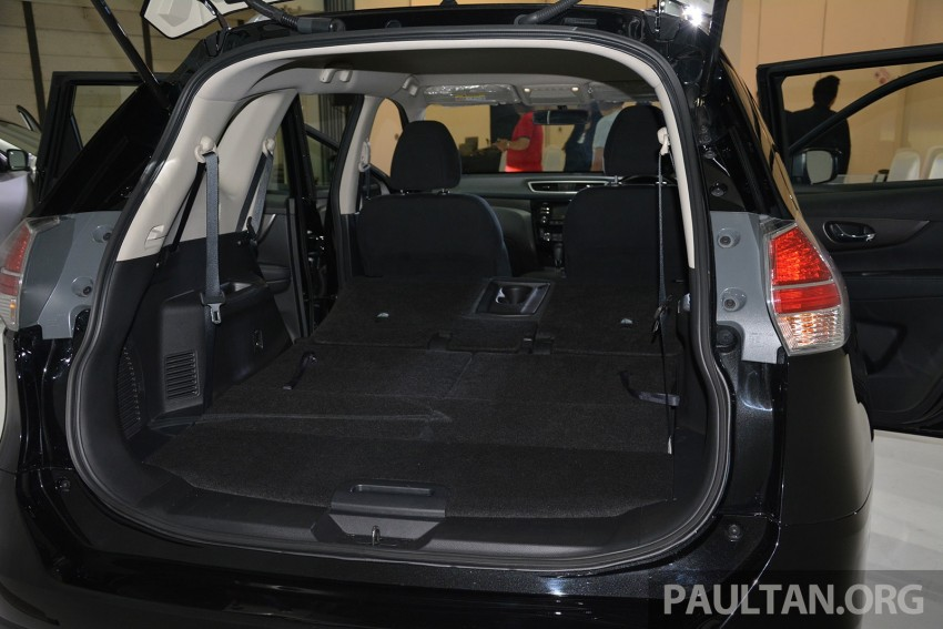New Nissan X-Trail open for booking in Malaysia – 2.0 2WD and 2.5 4WD, CKD starts from below RM150k Image #295442