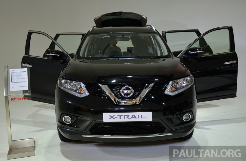 New Nissan X-Trail open for booking in Malaysia – 2.0 2WD and 2.5 4WD, CKD starts from below RM150k Image #295445