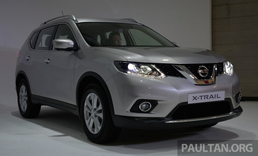 New Nissan X-Trail open for booking in Malaysia – 2.0 2WD and 2.5 4WD, CKD starts from below RM150k Image #295448