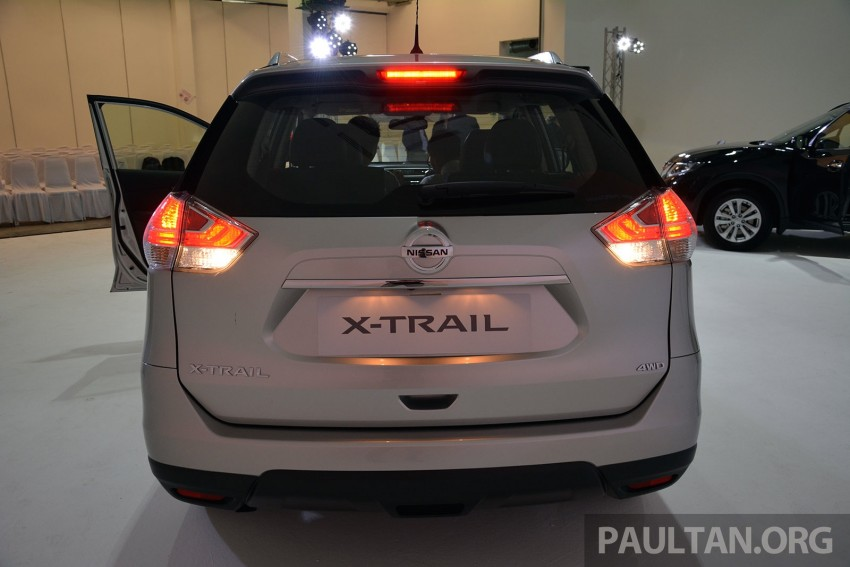 New Nissan X-Trail open for booking in Malaysia – 2.0 2WD and 2.5 4WD, CKD starts from below RM150k Image #295451
