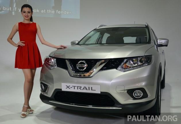 Nissan X-Trail Malaysia 7