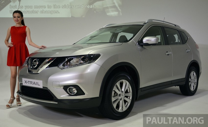 New Nissan X-Trail open for booking in Malaysia – 2.0 2WD and 2.5 4WD, CKD starts from below RM150k Image #295399