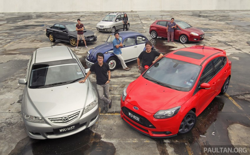 What drives us – personal cars of the <em>paultan.org</em> crew Image #298453
