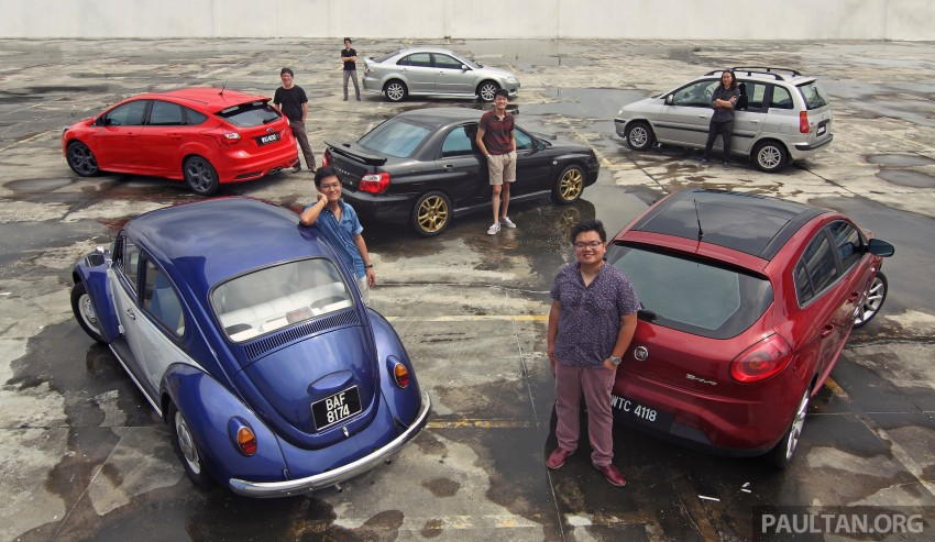 What drives us – personal cars of the <em>paultan.org</em> crew Image #298454