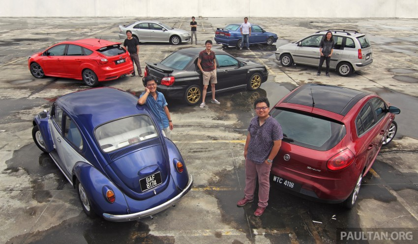 What drives us – personal cars of the <em>paultan.org</em> crew Image #298457