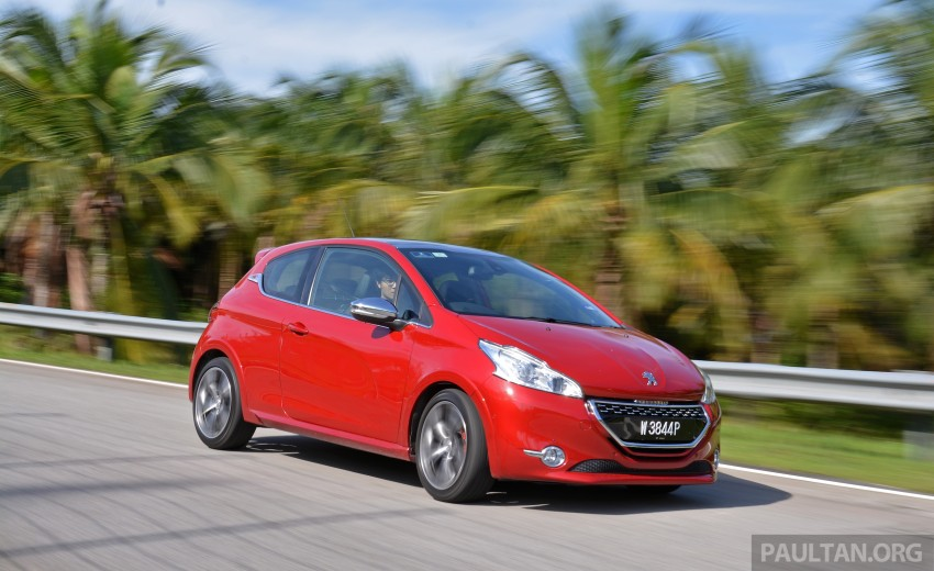 Ford Fiesta ST vs Peugeot 208 GTi vs Renault Clio RS – which one is the best hot hatch on sale in Malaysia? Image #297925