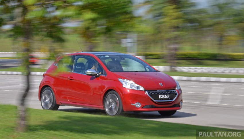 Ford Fiesta ST vs Peugeot 208 GTi vs Renault Clio RS – which one is the best hot hatch on sale in Malaysia? Image #297932