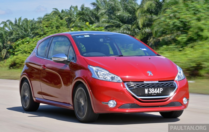 Ford Fiesta ST vs Peugeot 208 GTi vs Renault Clio RS – which one is the best hot hatch on sale in Malaysia? Image #297936