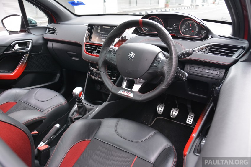 Ford Fiesta ST vs Peugeot 208 GTi vs Renault Clio RS – which one is the best hot hatch on sale in Malaysia? Image #297938