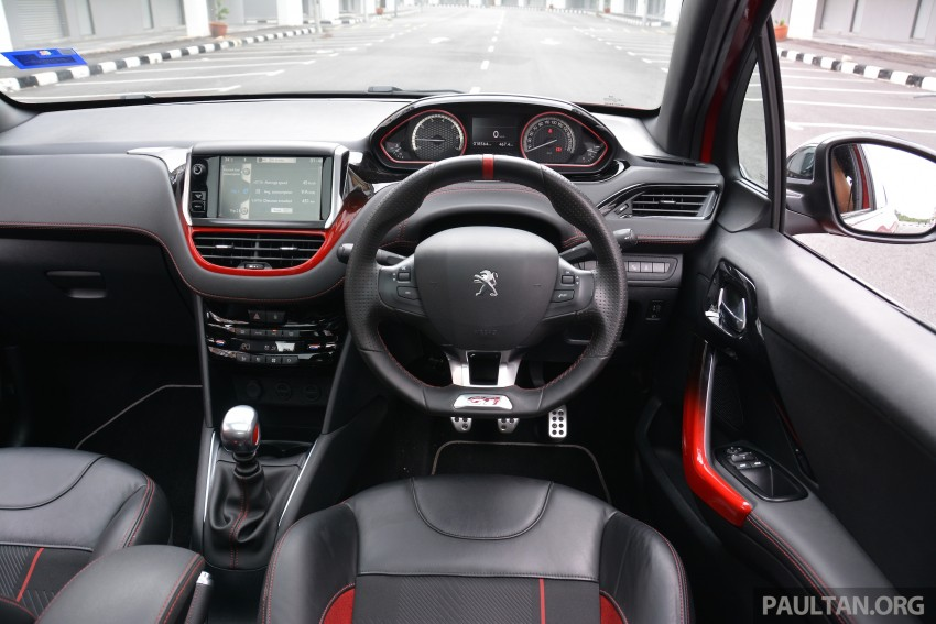 Ford Fiesta ST vs Peugeot 208 GTi vs Renault Clio RS – which one is the best hot hatch on sale in Malaysia? Image #297940