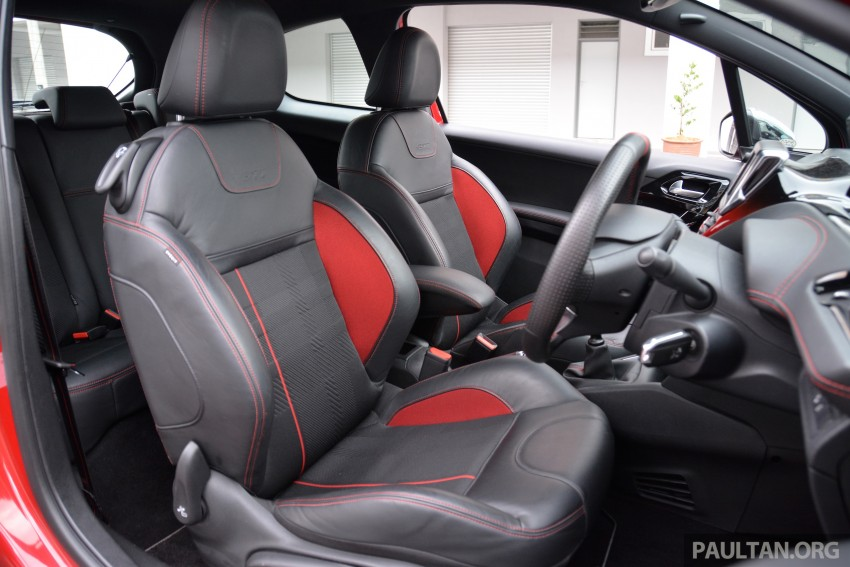 Ford Fiesta ST vs Peugeot 208 GTi vs Renault Clio RS – which one is the best hot hatch on sale in Malaysia? Image #297951