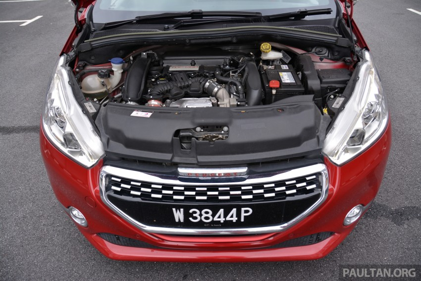 Ford Fiesta ST vs Peugeot 208 GTi vs Renault Clio RS – which one is the best hot hatch on sale in Malaysia? Image #297959
