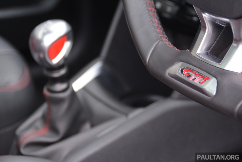 Ford Fiesta ST vs Peugeot 208 GTi vs Renault Clio RS – which one is the best hot hatch on sale in Malaysia? Image #297965