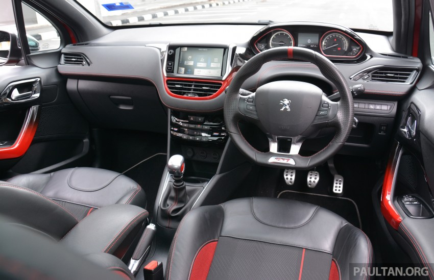 Ford Fiesta ST vs Peugeot 208 GTi vs Renault Clio RS – which one is the best hot hatch on sale in Malaysia? Image #298170