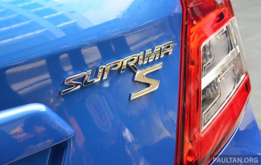Proton Suprima S Standard introduced – RM70k Image #294169
