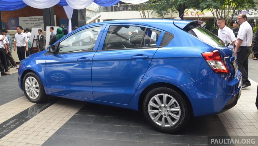 Proton Suprima S Standard introduced – RM70k Image #294153
