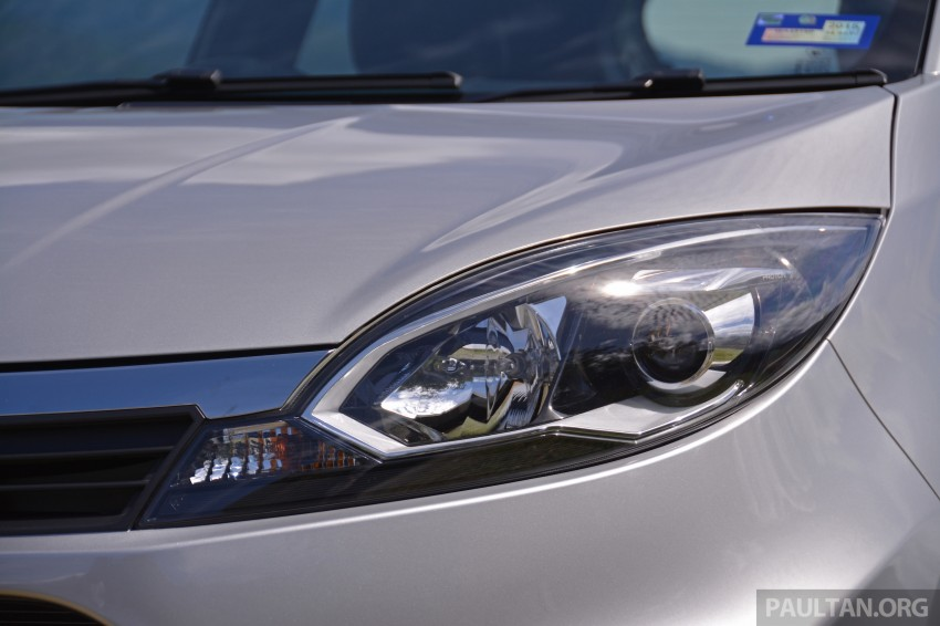 DRIVEN: Proton Iriz 1.6 CVT Premium video review Image #293878