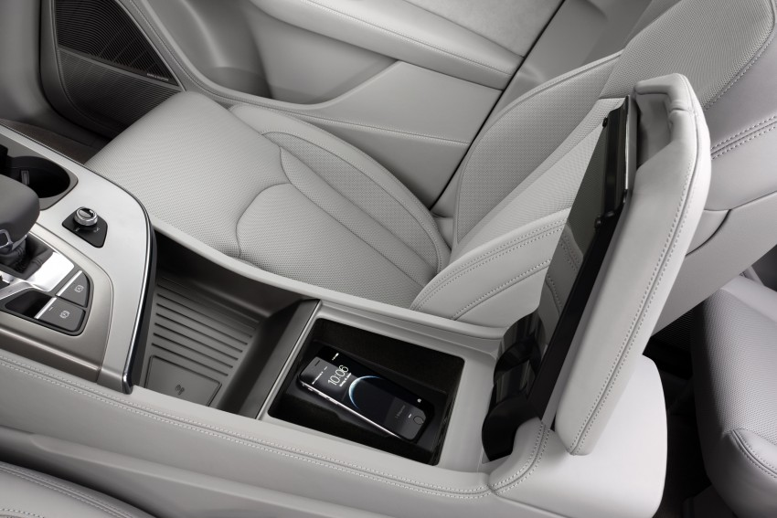 Audi Q7 – second generation 7-seater SUV debuts Image #336980
