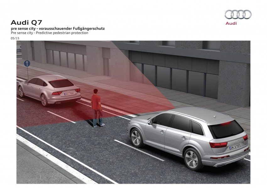 Audi Q7 – second generation 7-seater SUV debuts Image #336992