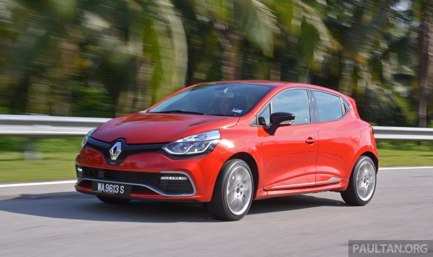 Ford Fiesta ST vs Peugeot 208 GTi vs Renault Clio RS – which one is the best hot hatch on sale in Malaysia? Image #297971
