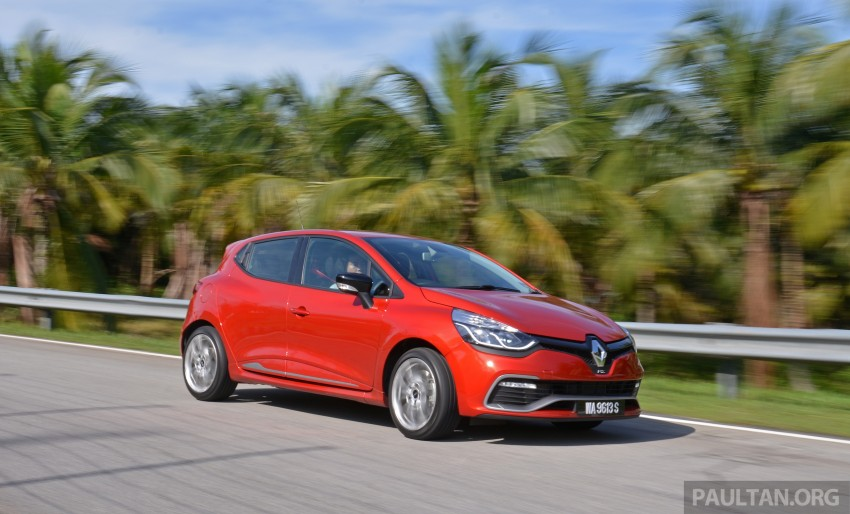 Ford Fiesta ST vs Peugeot 208 GTi vs Renault Clio RS – which one is the best hot hatch on sale in Malaysia? Image #297975