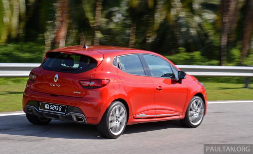 Ford Fiesta ST vs Peugeot 208 GTi vs Renault Clio RS – which one is the best hot hatch on sale in Malaysia? Image #297977