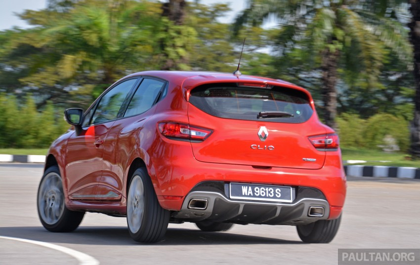 Ford Fiesta ST vs Peugeot 208 GTi vs Renault Clio RS – which one is the best hot hatch on sale in Malaysia? Image #297983