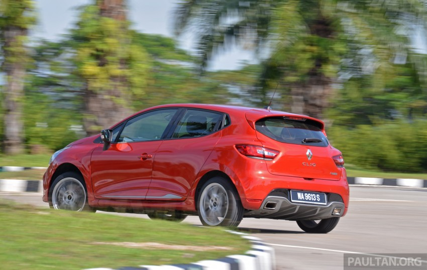 Ford Fiesta ST vs Peugeot 208 GTi vs Renault Clio RS – which one is the best hot hatch on sale in Malaysia? Image #297984