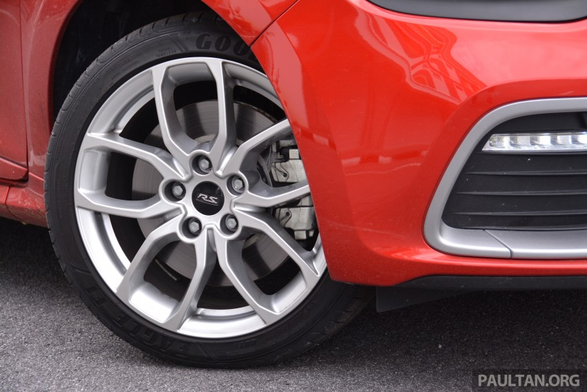 Ford Fiesta ST vs Peugeot 208 GTi vs Renault Clio RS – which one is the best hot hatch on sale in Malaysia? Image #298016