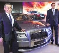 Rolls-Royce Ghost Series II - Dato Michael & Sven