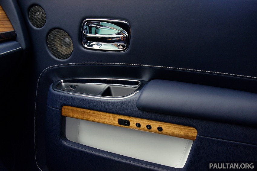 Rolls-Royce Ghost Series II gets unveiled in Malaysia Image #293673