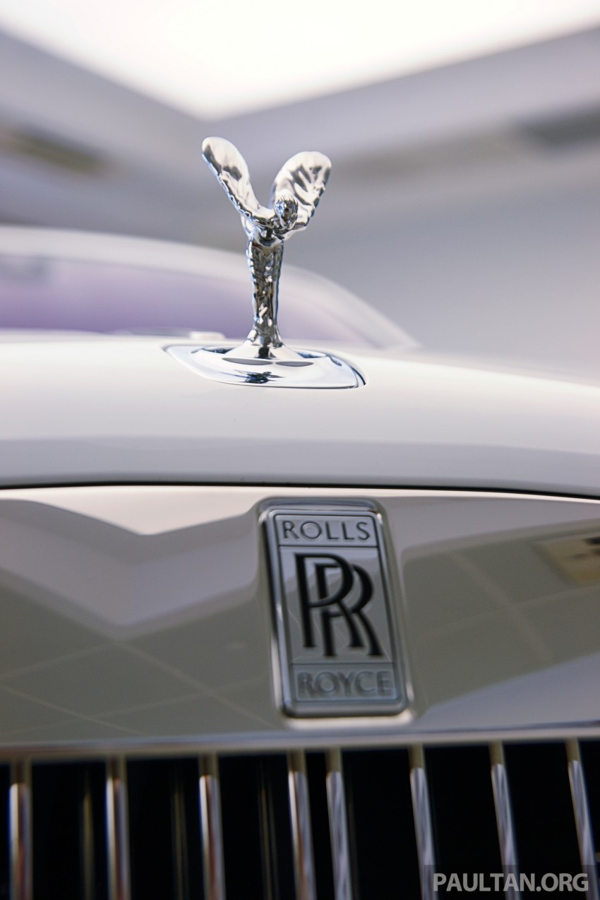 Rolls-Royce Ghost Series II gets unveiled in Malaysia Image #293676