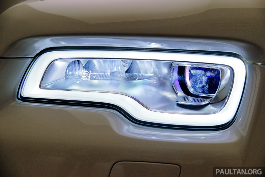 Rolls-Royce Ghost Series II gets unveiled in Malaysia Image #293687