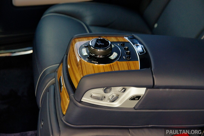 Rolls-Royce Ghost Series II gets unveiled in Malaysia Image #293688