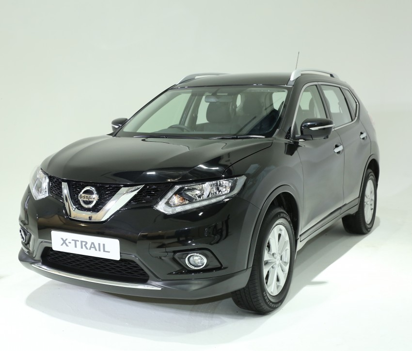 New Nissan X-Trail open for booking in Malaysia – 2.0 2WD and 2.5 4WD, CKD starts from below RM150k Image #295792