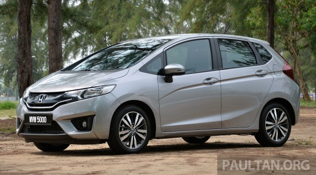 Top5 Danny Honda Jazz 2
