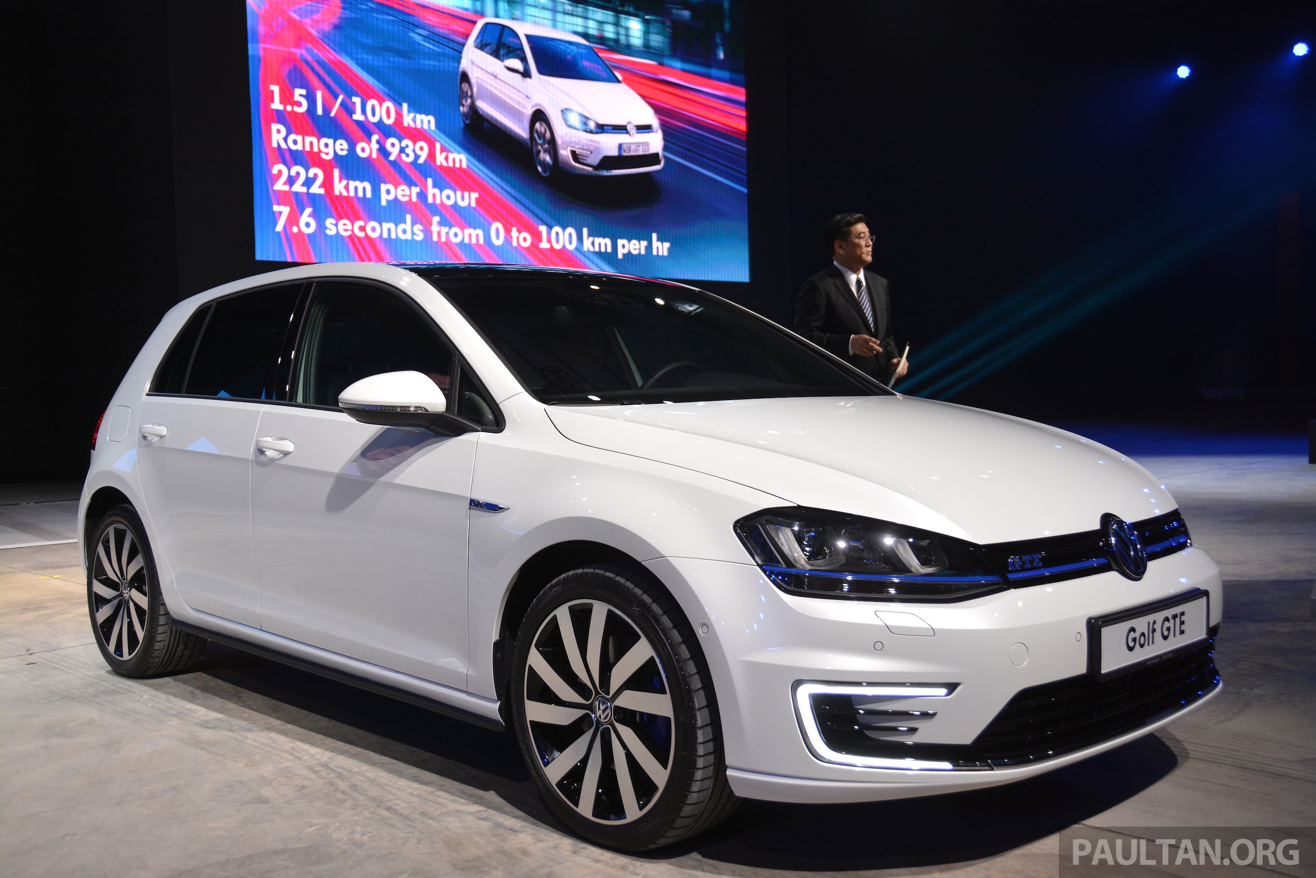 volkswagen golf gte coming to malaysia in 2015. Black Bedroom Furniture Sets. Home Design Ideas