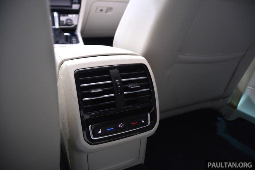 GALLERY: Volkswagen Passat B8 shown at Das Event Image #294912