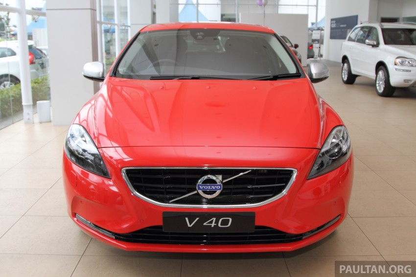 Volvo V40 Sports Edition – T5 gets RM10k add-on pack Image #294257