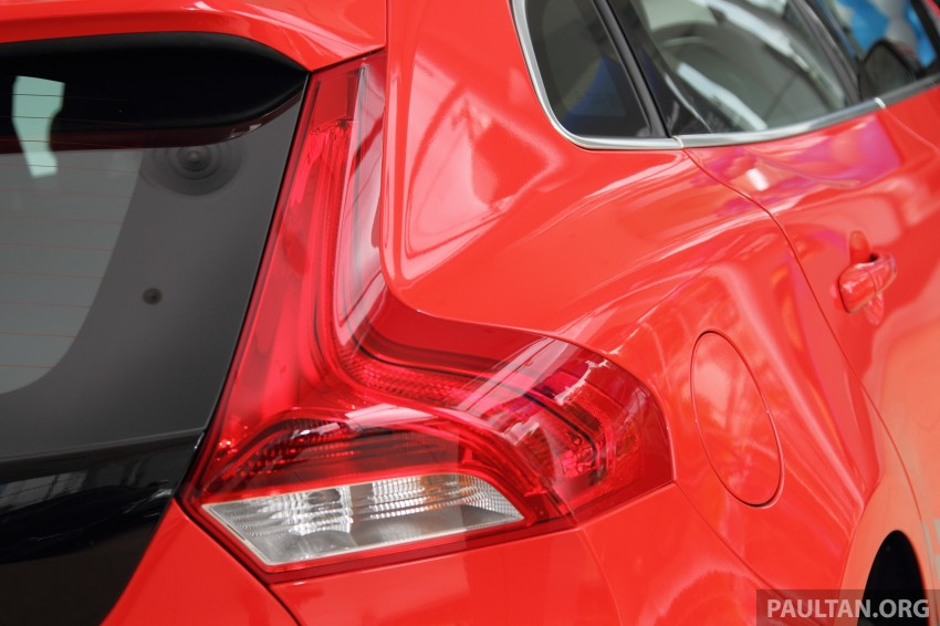 Volvo V40 Sports Edition – T5 gets RM10k add-on pack Image #294270